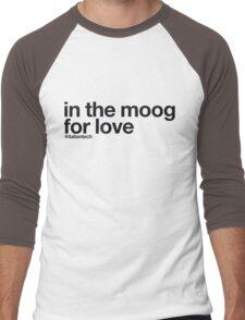 """ITALIAN TECH Trend """"in the moog for love"""" Men's Baseball ¾ T-Shirt"""