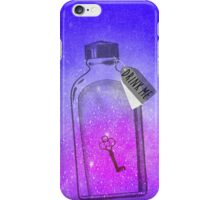 Drink Me to Wonderland iPhone Case/Skin