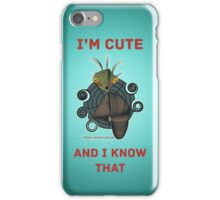 Cute Alien Reservation 3 iPhone Case/Skin
