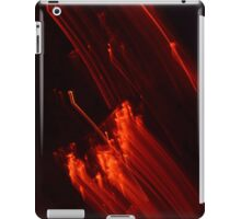 Ember Light Paint iPad Case/Skin