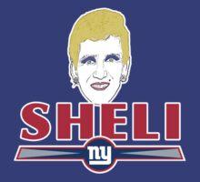 "Eli ""Sheli"" Manning  by ChevCholios"