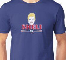 """Eli """"Sheli"""" Manning  Unisex T-Shirt"""