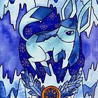 Eeveevolution Series - Glaceon by Jazmine Phillips