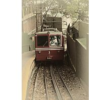 Corcovado Rack Railway Photographic Print