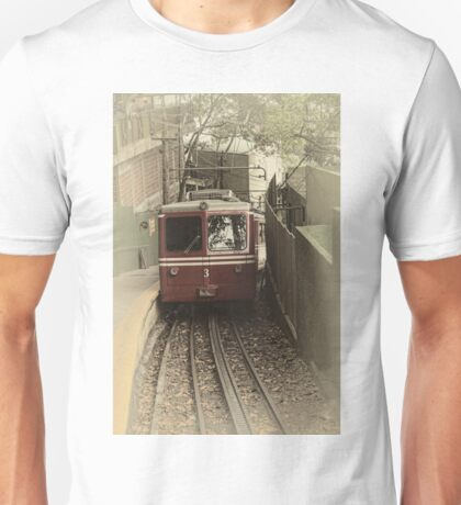Corcovado Rack Railway Unisex T-Shirt