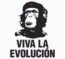 viva la evolution by tshirtsfunny