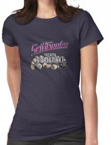 Scifi Geeks Totally Gorignak! Womens Fitted T-Shirt