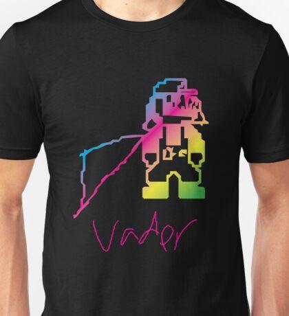 Weird Fucked Up Vader Mario Unisex T-Shirt
