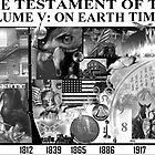 DETAIL TESTAMENT OF TIME VOLUME V TIMELINE  by alex glanville