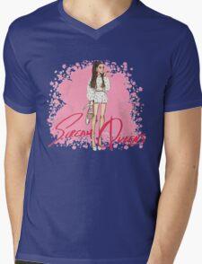 Chanel #2 Scream Queens Mens V-Neck T-Shirt