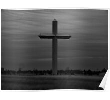 CROSS OF OUR LORD, Groom Texas Poster