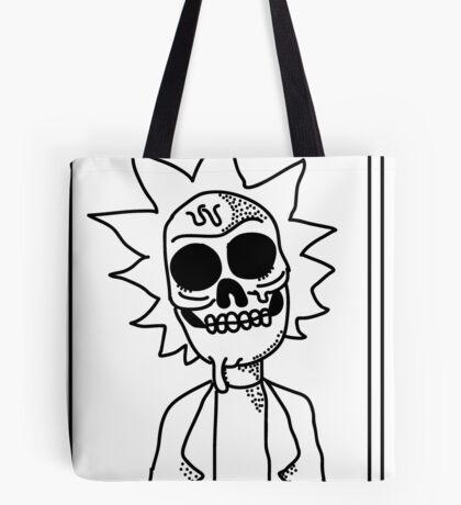 Rick and Morty - Zombie Rick Tote Bag