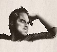 Andrew Scott by Menyo