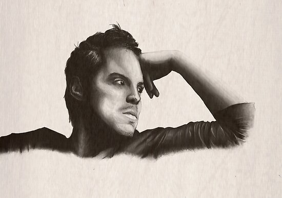 Andrew Scott by Menyo