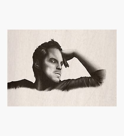 Andrew Scott Photographic Print