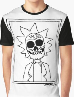 Rick and Morty - Zombie Rick Graphic T-Shirt