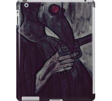 agent of plague iPad Case/Skin