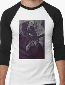 agent of plague Men's Baseball ¾ T-Shirt