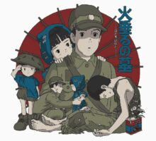 Grave Of The Fireflies  by Bawood