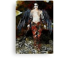 Angel of Darkness Canvas Print