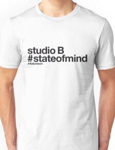 "ITALIAN TECH Trend ""studio B #stateofmind"" Unisex T-Shirt"