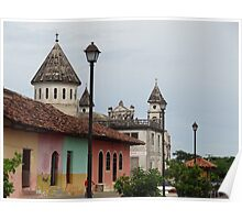 Granada, Nicaragua Poster