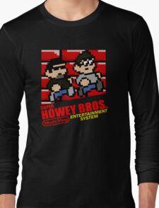 Super Howey Bros. Long Sleeve T-Shirt