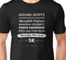 The Office - Rabies Awareness Fun Run Unisex T-Shirt