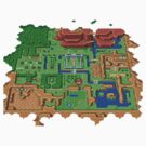 Hyrule Overworld by YouKnowThatGuy