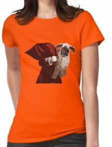 Fa La Fus Ro Dah! Womens Fitted T-Shirt