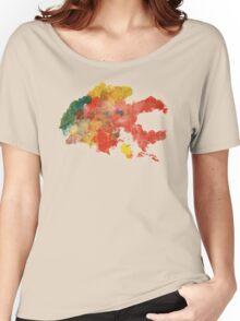 Gemamo Women's Relaxed Fit T-Shirt