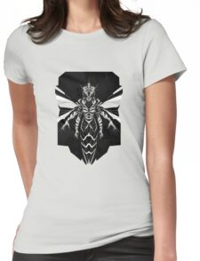 Wasp Queen Womens Fitted T-Shirt