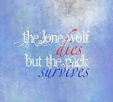 Wolf Wisdom by trilac