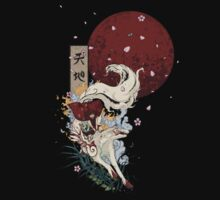 Okami-Chan: Red Rides East by Emilie Boisvert