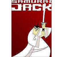 Samurai Jack Photographic Print