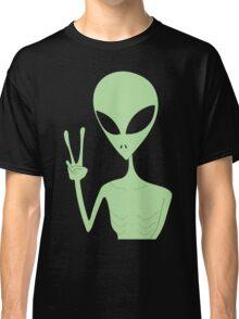 Peace Alien 2015 Classic T-Shirt