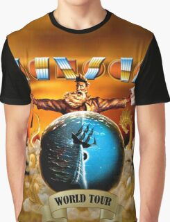 KANSAS Is A Band Tour RP2 Graphic T-Shirt