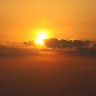 Gulfport Sunset US by Ruben Flanagan