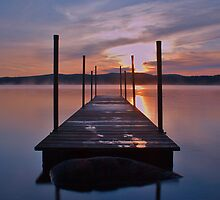 Floating Jetty by Kristian Brudenell