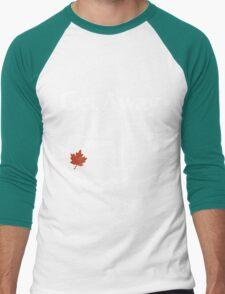 Get Away To Upstate New York Men's Baseball ¾ T-Shirt