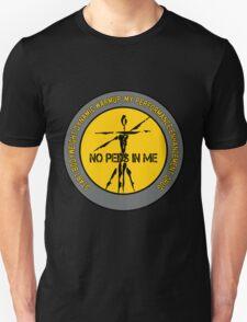 Start Bodyweight Dynamic Warmup - My Performance Enhancement Drug Unisex T-Shirt