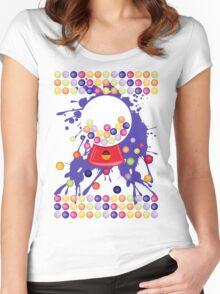 Gumball_Machine Women's Fitted Scoop T-Shirt
