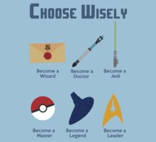 Choose Wisely.... by GoldFox21