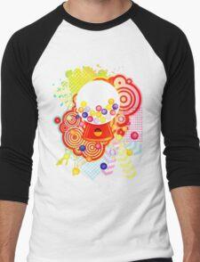 Gumball_Machine Men's Baseball ¾ T-Shirt