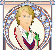 The Fifth Doctor by Peirwin