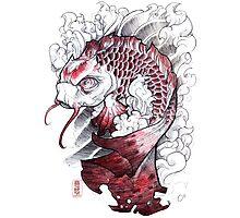 shigeki.zumi: tattoo sketchbook: 008 Photographic Print