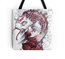 shigeki.zumi: tattoo sketchbook: 008 Tote Bag