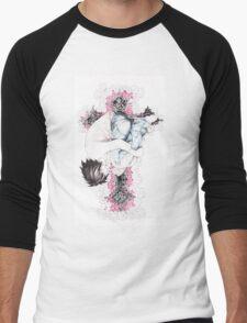 L Men's Baseball ¾ T-Shirt