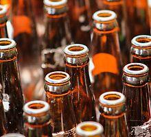 Glass Bottles by Jonathan Lynch