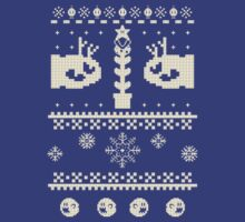 Ugly Mario Christmas Sweater T-Shirt